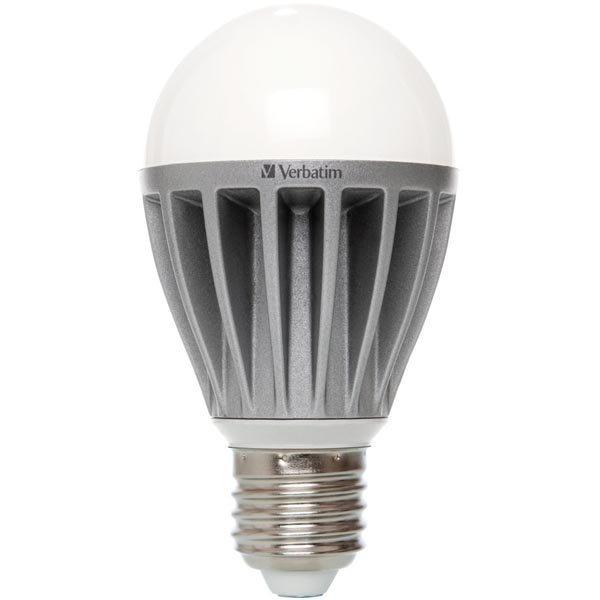 Verbatim LED Classic A himmenettävä E27 8W 530lm 2700K kupu