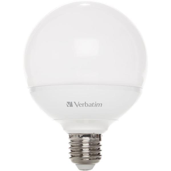 Verbatim LED Globe himmennettävä E27 7W lämp.valk. 470lm 2700