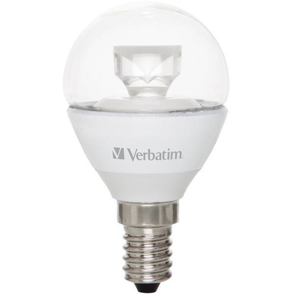 Verbatim LED Mini Globe E14 5 5W 330lm 2700K