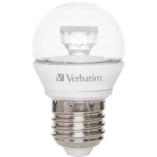 Verbatim LED Mini Globe E27 5 5W 330lm 2700K