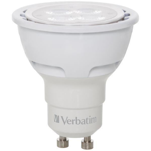 Verbatim LED PAR16 GU10 4W 250lm 2700K spot