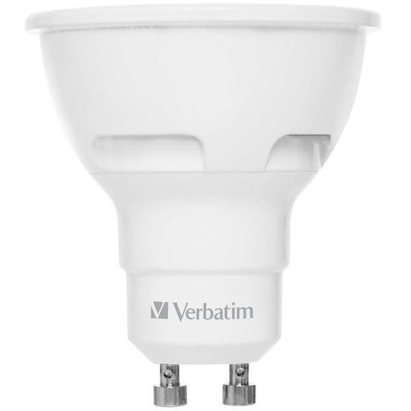 Verbatim LED PAR16 GU10 4W 350lm 2700K spot
