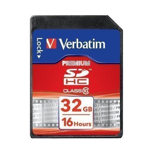 Verbatim SDHC 32 GB Class 10