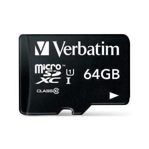 Verbatim microSDHC Class 10 64GB