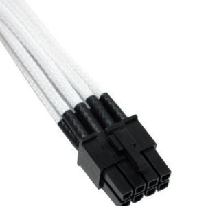 Videocard-Acc NZXT 8 Pin to 8 Pin VGA Extension Cable 250mm White