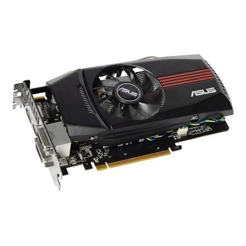 Videocard-PCI-Express-AMD ASUS Radeon HD7770-DC-1GD5-V2