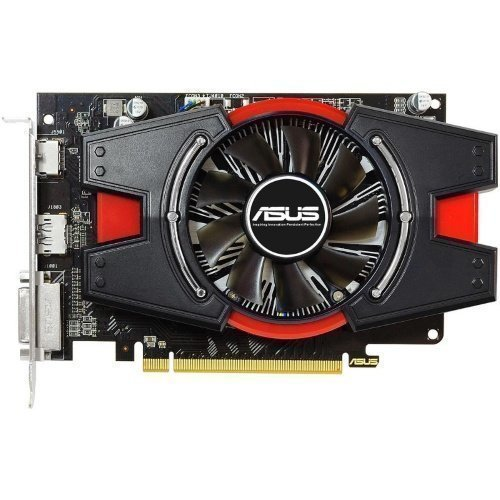 Videocard-PCI-Express-AMD Asus HD6670 1GB PCI-E GDDR5