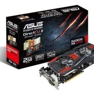 Videocard-PCI-Express-AMD Asus Radeon R9 270X 2GB DDR5 2xDVI HDM