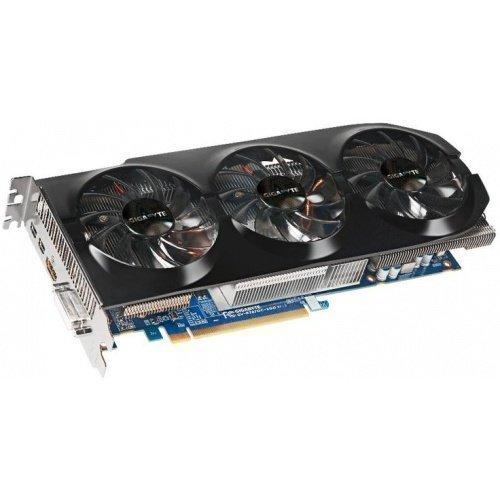 Videocard-PCI-Express-AMD Gigabyte Radeon HD7870 2GB DDR5 DVI HDMI 2xDisplayPort PCIe