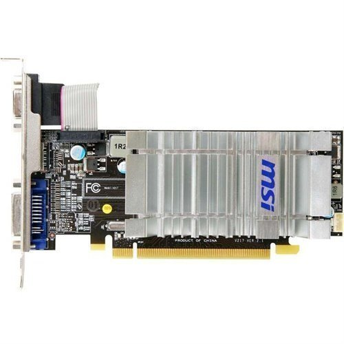 Videocard-PCI-Express-AMD MSI R5450-MD1GD3H/LP