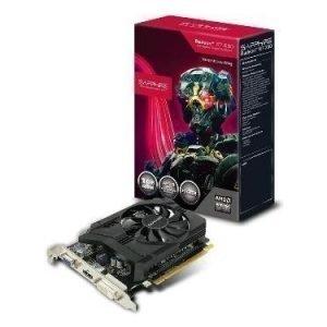 Videocard-PCI-Express-AMD Sapphire Radeon R7 250 1GB DDR5 DVI VGA HDMI Lite Retail PCIe