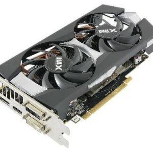 Videocard-PCI-Express-AMD Sapphire Radeon R9 270X OC DUAL-X 4GB DDR5 2xDVI HDMI DisplayPort Full Retail PCIe
