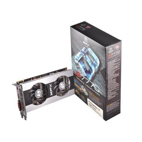 Videocard-PCI-Express-AMD XFX Radeon HD7770 DD Radeon 1GB DDR5 PCIe
