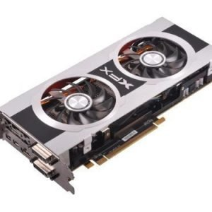 Videocard-PCI-Express-AMD XFX Radeon HD7870 Black Edition 2GB DDR5 2xDVI HDMI 2xDisplayPort PCIe