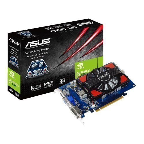 Videocard-PCI-Express-NVIDIA Asus GeForce GT 630 2GB PCIe