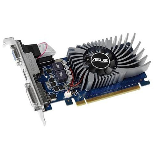 Videocard-PCI-Express-NVIDIA Asus GeForce GT 640 1GB DDR5 2xDVI VGA HDMI Low Profile PCIe