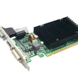 Videocard-PCI-Express-NVIDIA EVGA GeForce 210 Passive 1GB DDR3 DVI VGA HDMI PCIe