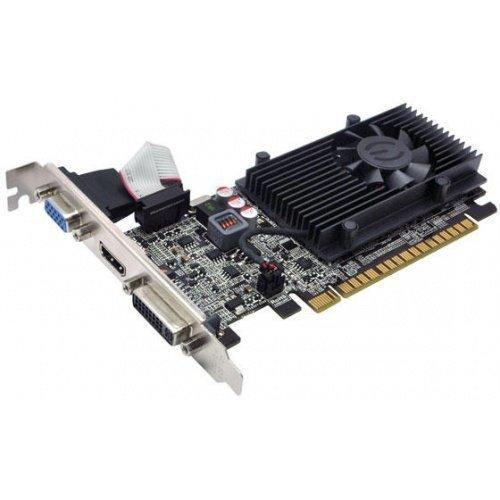 Videocard-PCI-Express-NVIDIA EVGA GeForce GT 610 2GB DDR3 DVI VGA HDMI PCIe