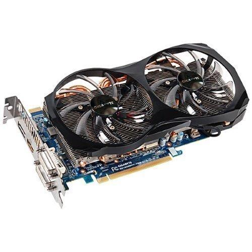 Videocard-PCI-Express-NVIDIA Gigabyte GeForce GTX 660 OC 2GB DDR5 2xDVI HDMI DisplayPort PCIe