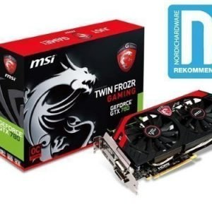 Videocard-PCI-Express-NVIDIA MSI GeForce GTX 780 OC 3GB DDR5 2xDVI HDMI DisplayPort PCIe