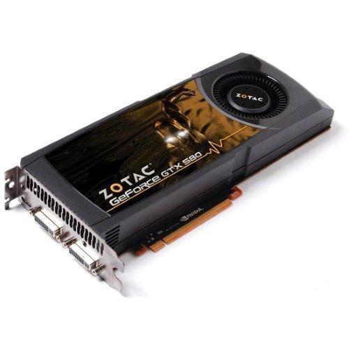Videocard-PCI-Express-NVIDIA Zotac GeForce GTX 580 1536MB DDR5 2xDVI Mini-HDMI PCIe