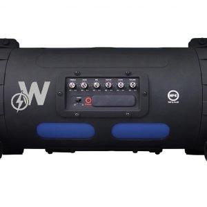 W Kannettava Bluetooth Boomblaster Kaiutin