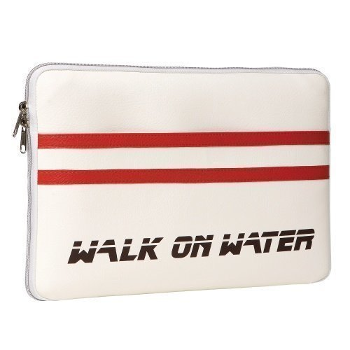 Walk On Water Boarding Sleeve 11'' Off White
