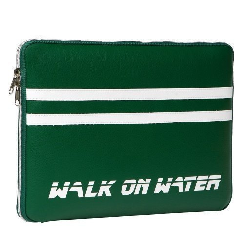 Walk On Water Boarding Sleeve 13'' Green