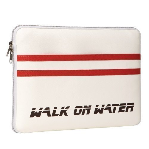 Walk On Water Boarding Sleeve 13'' Off White