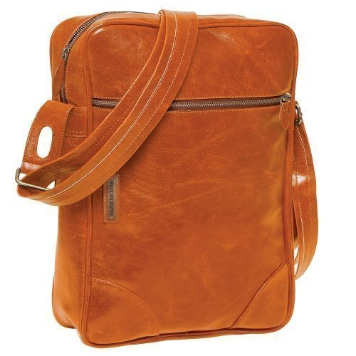 Walk On Water Bogart Bag 13'' Cognac