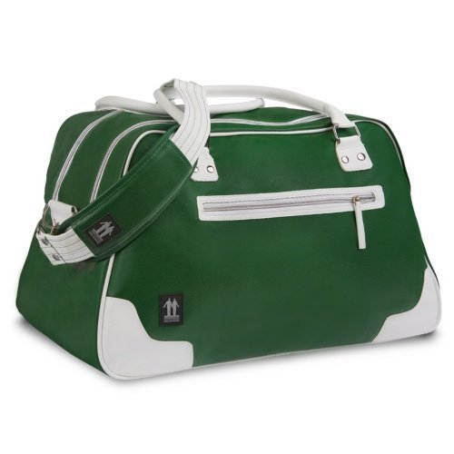 Walk On Water Bowler Bag 15'' Green