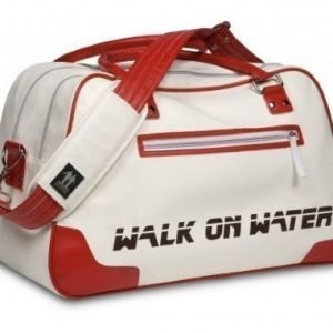 Walk On Water Walk On Water Bowler Bag Offwhite/Red 15''