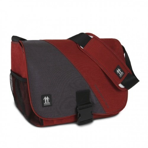 Walk On Water Walk On Water Mega Bag Street Red/Grey 13''