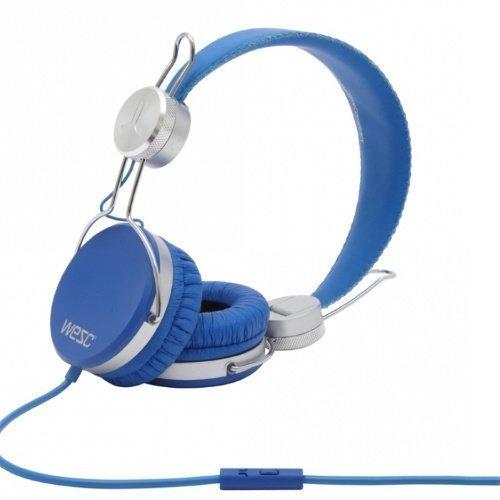 WeSC Banjar On-ear Jazz Blue