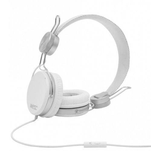WeSC Banjar On-ear White
