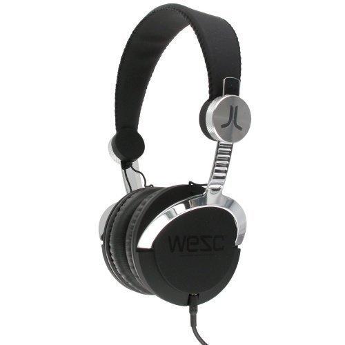 WeSC Bass On-ear Black