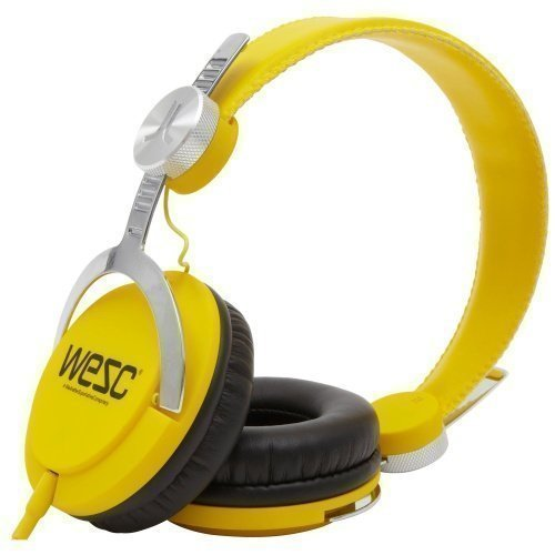 WeSC Bass On-ear Dandelion Yellow