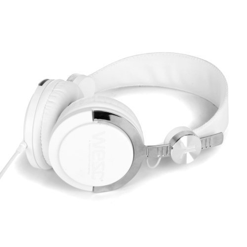 WeSC Bass On-ear White