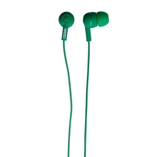 WeSC Kazoo In-ear Blanery Green