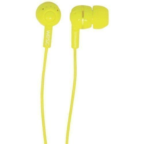WeSC Kazoo In-ear Dandelion Yellow