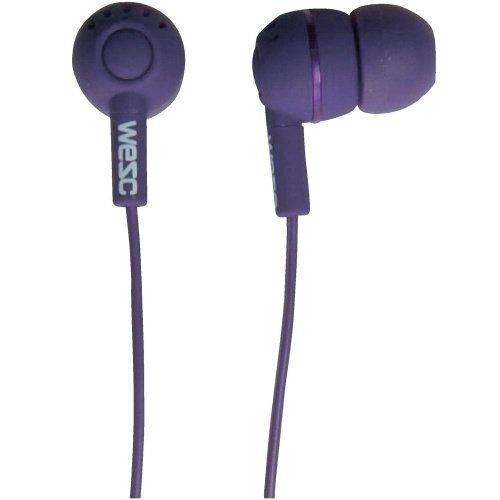 WeSC Kazoo In-ear Purple Passion