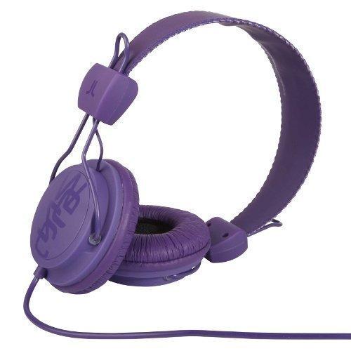 WeSC Matte Conga On-ear Purple Passion