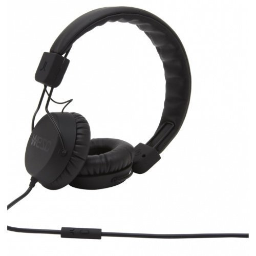 WeSC Piston On-ear Black