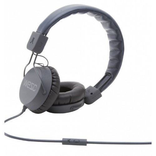 WeSC Piston On-ear Charcoal
