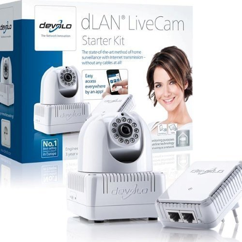 Webcam Devolo dLAN LiveCam Starter Kit