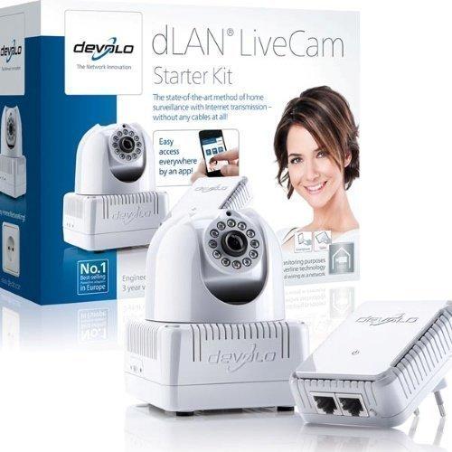 Webcam Devolo dLAN LiveCam Starter Kit