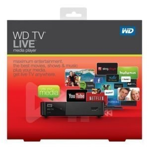 Western Digital TV HD Live Media Player Gen 3