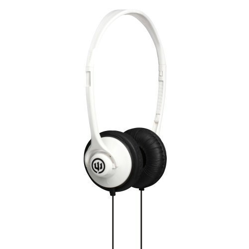 Wicked Audio Chill On-Ear White