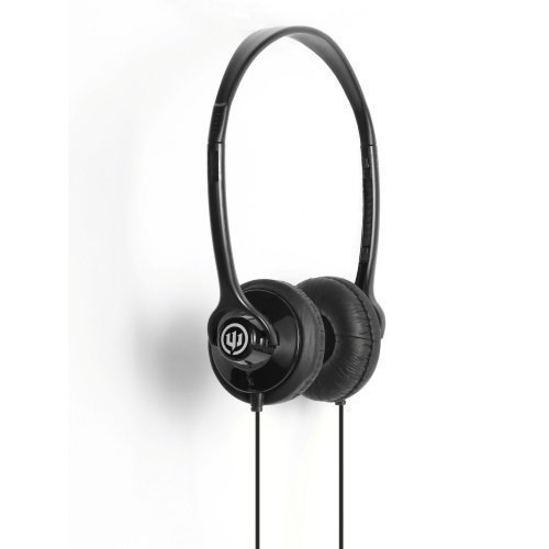 Wicked Audio Chill On-Ear med with Mic1 Black