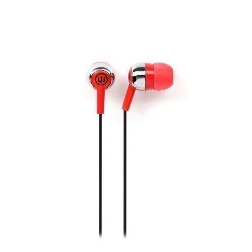 Wicked Audio Deuce Red In-ear